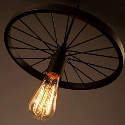 Wheel Single Pendant Light