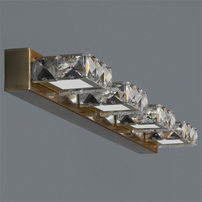 Crystal Antique mirror light (4Lamps)
