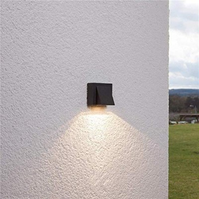 Outdoor led Wall Light IP65, 8091 Warm White,3 Watts