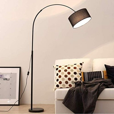 Simple Arch Floor lamp (Black)