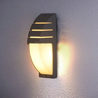 Wall Light Outdoor 6-Watt IP65, Warm White.