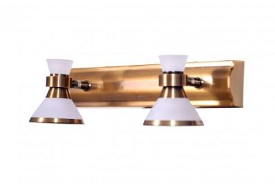 Glitz Mirror Light Warm White Antique 7196 (2Lamps)