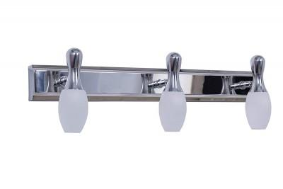 Glitz LED Mirror/Picture Light Warm White 99497 (3Lamps)